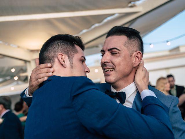 La boda de Hugo y Maru en Granada, Granada 44