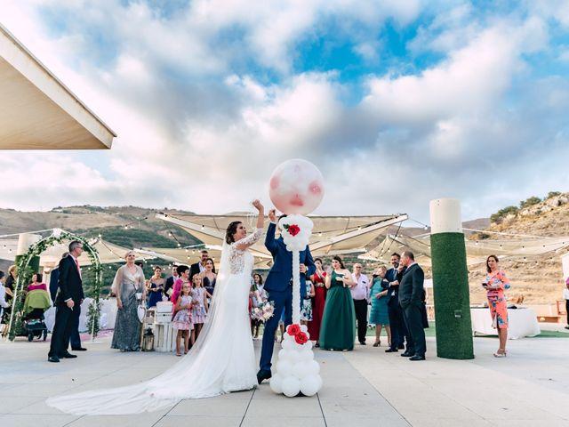 La boda de Hugo y Maru en Granada, Granada 46