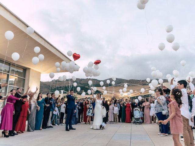 La boda de Hugo y Maru en Granada, Granada 53