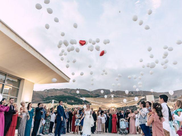 La boda de Hugo y Maru en Granada, Granada 54
