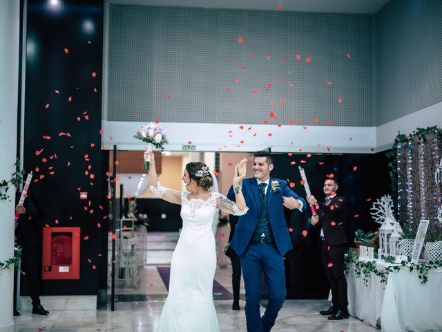 La boda de Hugo y Maru en Granada, Granada 60