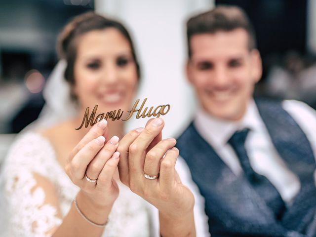 La boda de Hugo y Maru en Granada, Granada 80
