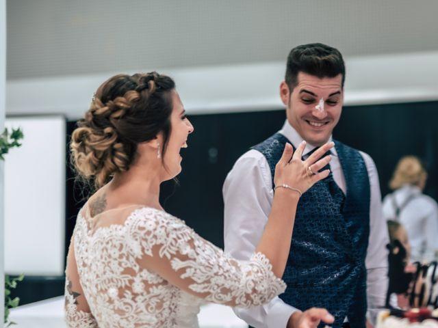 La boda de Hugo y Maru en Granada, Granada 85