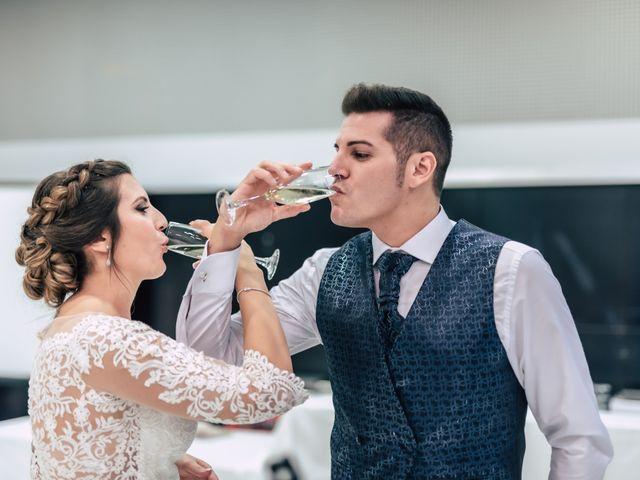 La boda de Hugo y Maru en Granada, Granada 87