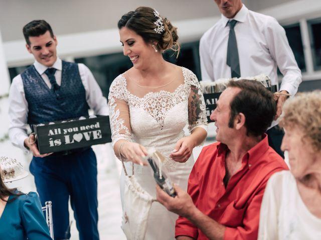 La boda de Hugo y Maru en Granada, Granada 90