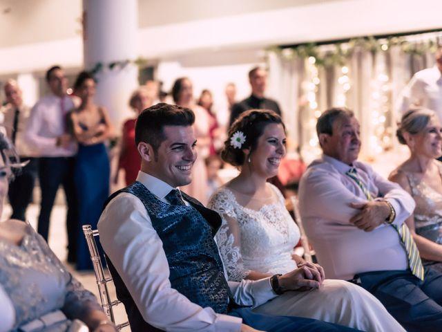 La boda de Hugo y Maru en Granada, Granada 92