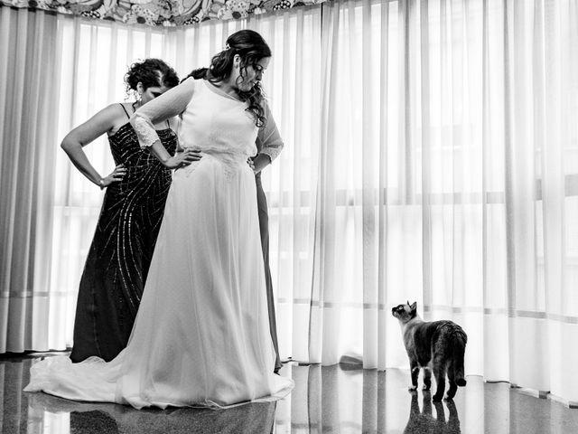 La boda de Adrián y Raquel en Benicàssim/benicasim, Castellón 7