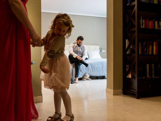 La boda de Adrián y Raquel en Benicàssim/benicasim, Castellón 17