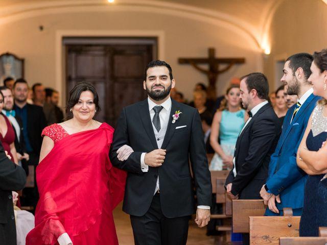 La boda de Adrián y Raquel en Benicàssim/benicasim, Castellón 25