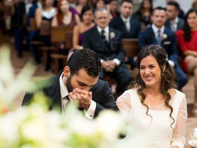 La boda de Adrián y Raquel en Benicàssim/benicasim, Castellón 30