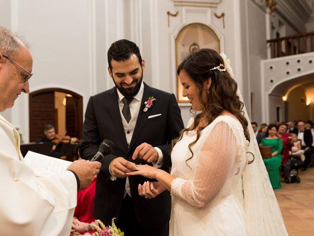 La boda de Adrián y Raquel en Benicàssim/benicasim, Castellón 33