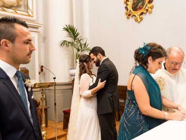 La boda de Adrián y Raquel en Benicàssim/benicasim, Castellón 34