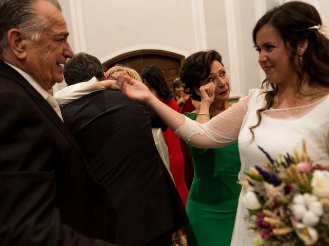 La boda de Adrián y Raquel en Benicàssim/benicasim, Castellón 35