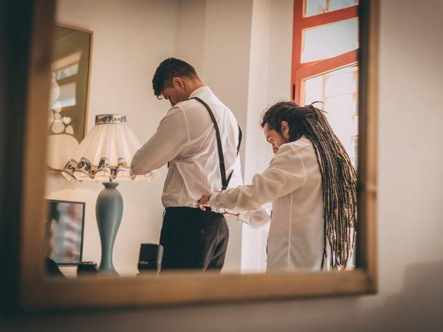 La boda de Fernanda y Fabricio en Alhaurin El Grande, Málaga 38
