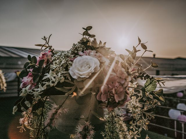 La boda de Fernanda y Fabricio en Alhaurin El Grande, Málaga 65