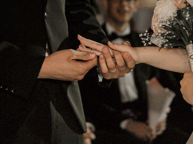 La boda de Fernanda y Fabricio en Alhaurin El Grande, Málaga 74