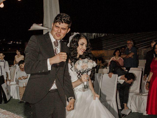 La boda de Fernanda y Fabricio en Alhaurin El Grande, Málaga 76