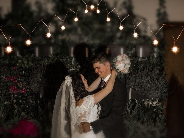 La boda de Fernanda y Fabricio en Alhaurin El Grande, Málaga 80
