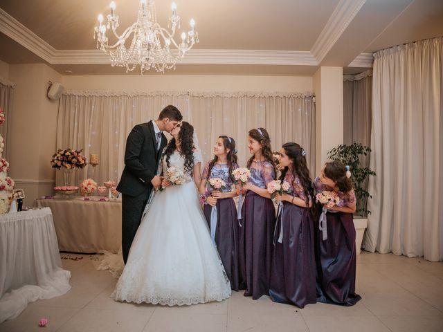 La boda de Fernanda y Fabricio en Alhaurin El Grande, Málaga 88