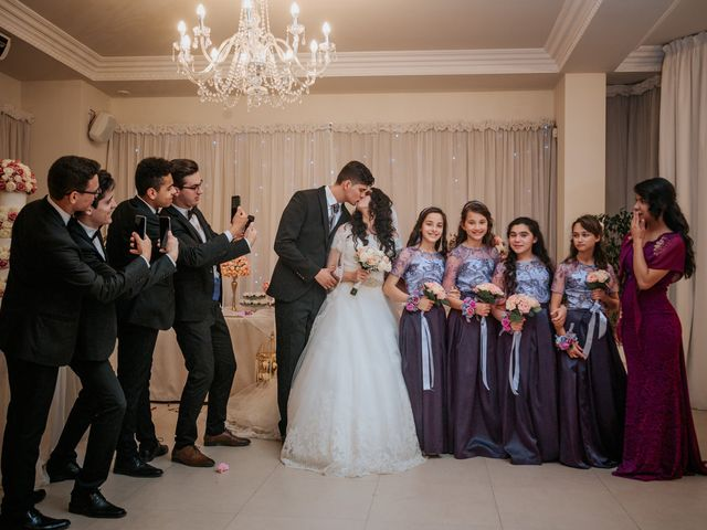 La boda de Fernanda y Fabricio en Alhaurin El Grande, Málaga 92
