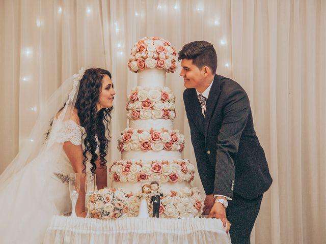 La boda de Fernanda y Fabricio en Alhaurin El Grande, Málaga 102
