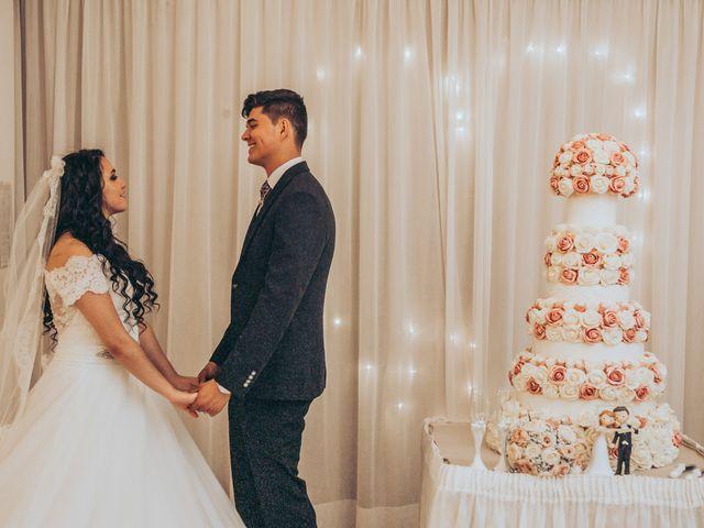 La boda de Fernanda y Fabricio en Alhaurin El Grande, Málaga 104