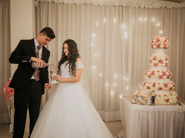 La boda de Fernanda y Fabricio en Alhaurin El Grande, Málaga 106