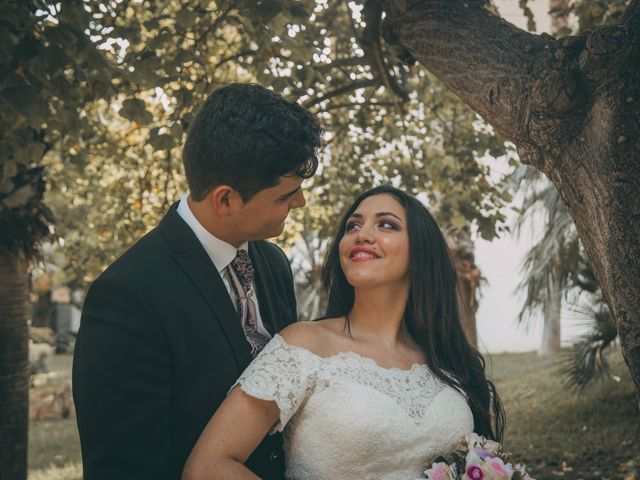 La boda de Fernanda y Fabricio en Alhaurin El Grande, Málaga 120