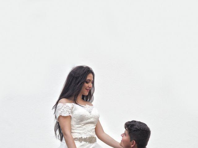 La boda de Fernanda y Fabricio en Alhaurin El Grande, Málaga 131