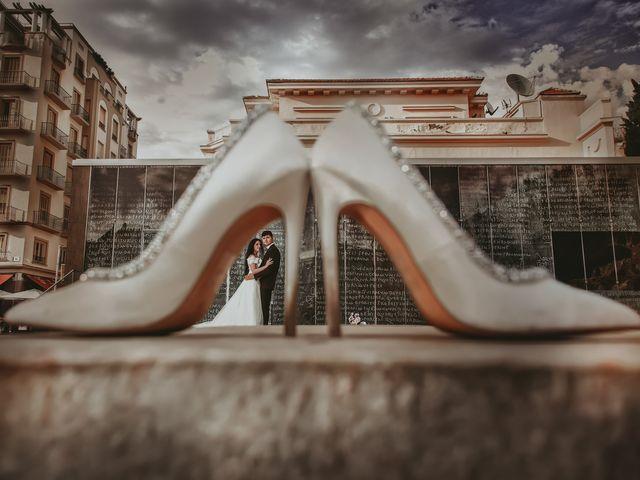 La boda de Fernanda y Fabricio en Alhaurin El Grande, Málaga 133