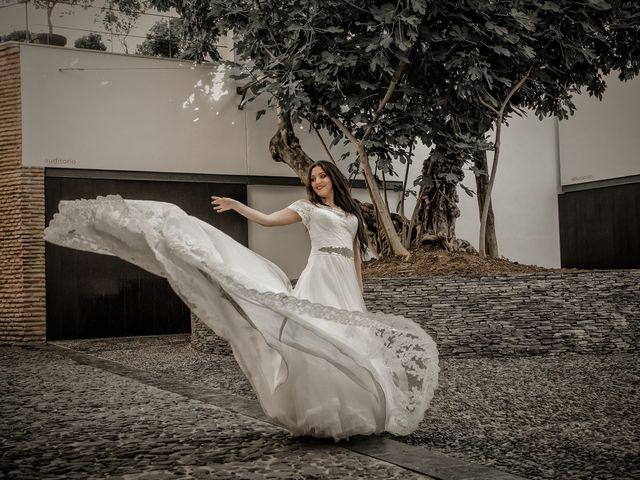 La boda de Fernanda y Fabricio en Alhaurin El Grande, Málaga 137