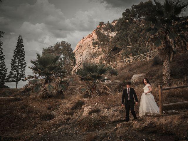 La boda de Fernanda y Fabricio en Alhaurin El Grande, Málaga 148