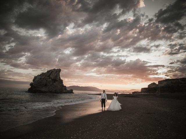 La boda de Fernanda y Fabricio en Alhaurin El Grande, Málaga 149