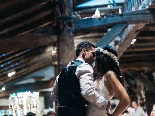 La boda de Estibaliz  y Gorka