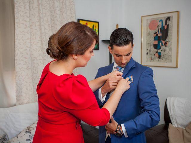La boda de Beatriz y Jose Luis en San Sebastian De Los Reyes, Madrid 11