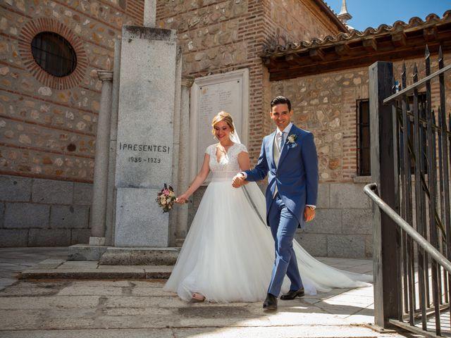 La boda de Beatriz y Jose Luis en San Sebastian De Los Reyes, Madrid 31