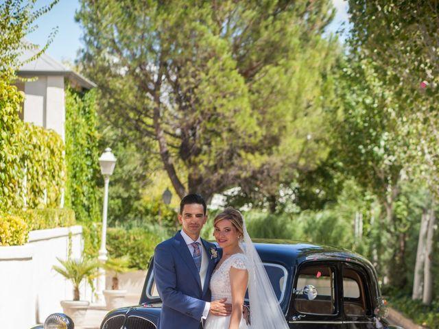 La boda de Beatriz y Jose Luis en San Sebastian De Los Reyes, Madrid 39