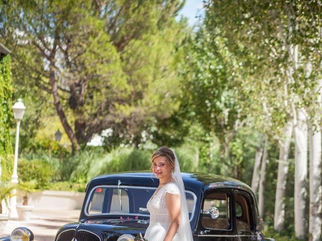 La boda de Beatriz y Jose Luis en San Sebastian De Los Reyes, Madrid 40
