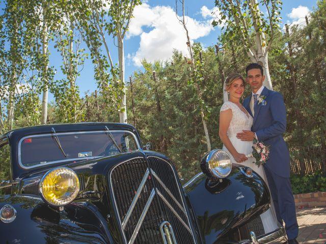 La boda de Beatriz y Jose Luis en San Sebastian De Los Reyes, Madrid 41