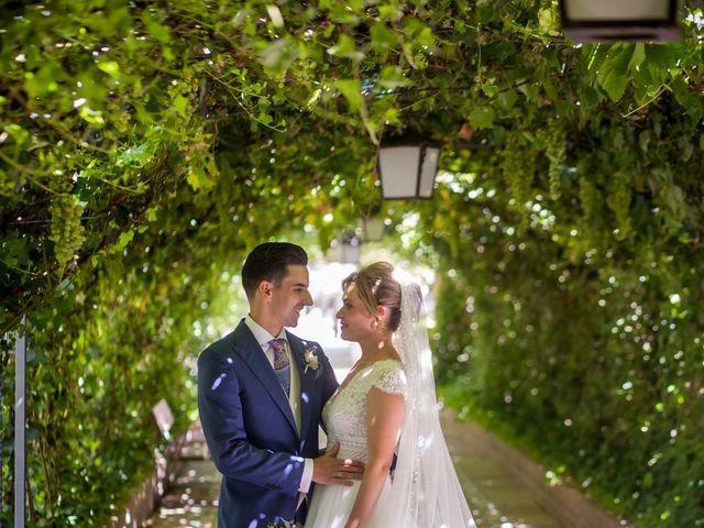 La boda de Beatriz y Jose Luis en San Sebastian De Los Reyes, Madrid 42