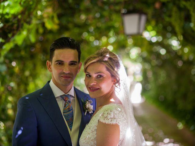 La boda de Beatriz y Jose Luis en San Sebastian De Los Reyes, Madrid 43