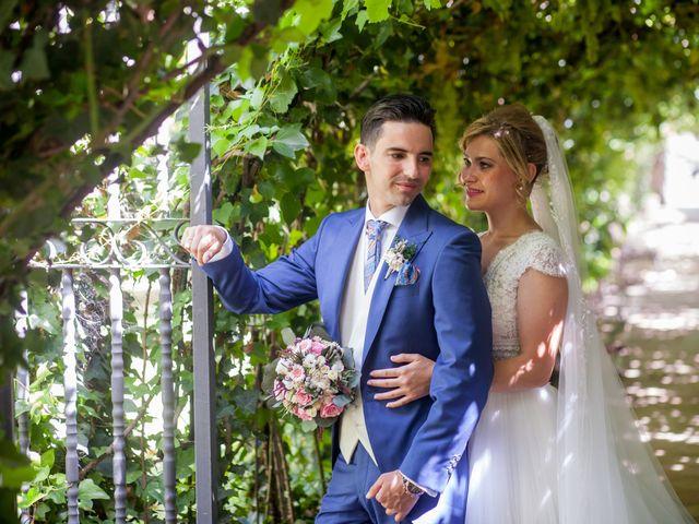 La boda de Beatriz y Jose Luis en San Sebastian De Los Reyes, Madrid 45