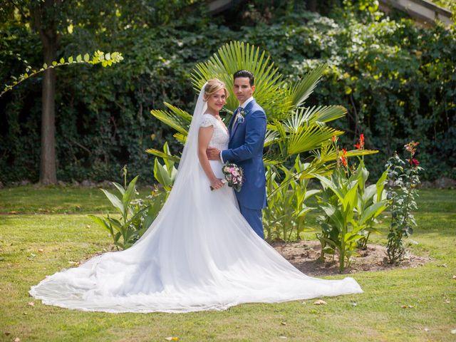 La boda de Beatriz y Jose Luis en San Sebastian De Los Reyes, Madrid 46