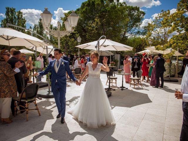La boda de Beatriz y Jose Luis en San Sebastian De Los Reyes, Madrid 49
