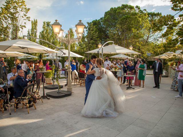 La boda de Beatriz y Jose Luis en San Sebastian De Los Reyes, Madrid 52