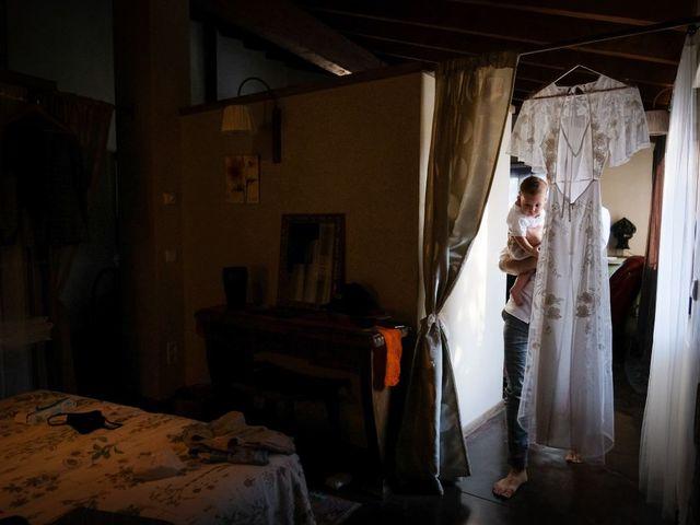 La boda de Cristina y David en Tagamanent, Barcelona 10