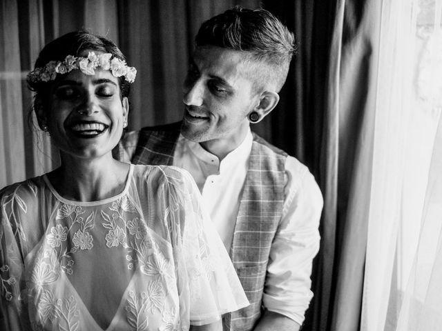 La boda de Cristina y David en Tagamanent, Barcelona 13