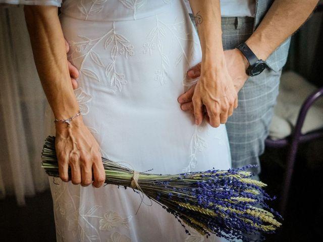 La boda de Cristina y David en Tagamanent, Barcelona 14