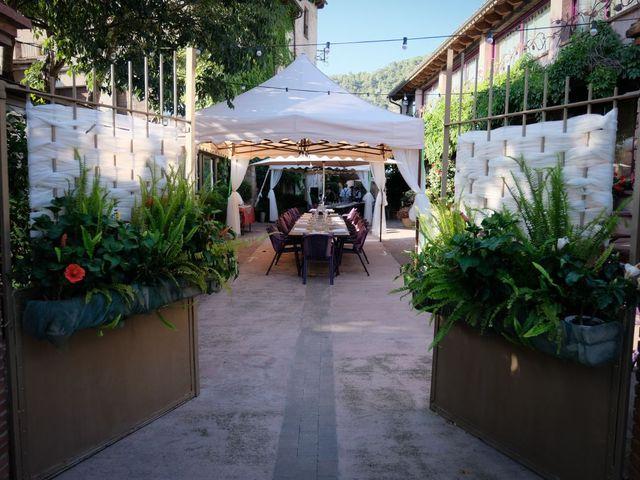 La boda de Cristina y David en Tagamanent, Barcelona 17