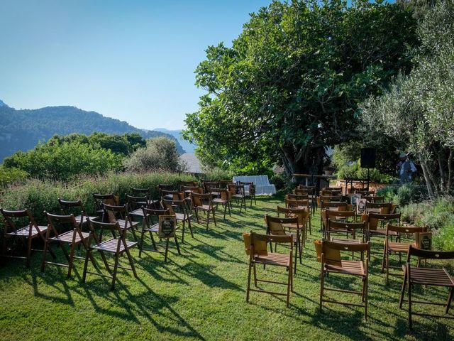 La boda de Cristina y David en Tagamanent, Barcelona 19